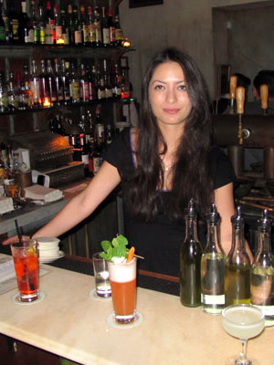 Sayward British Columbia bartending tutors